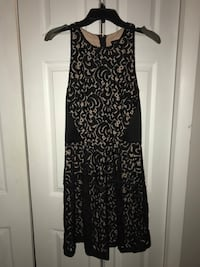New with tags black dress- large