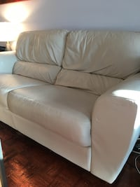 IKEA Leather Sofa / Couch Toronto, M5S