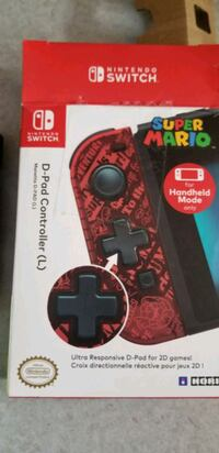 Nintendo switch D-Pad controller left