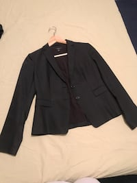 Black notch lapel suit jacket Falls Church, 22043