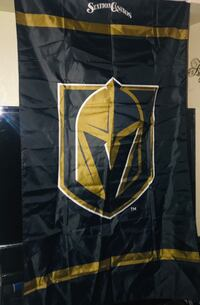 New 5x3 Vegas knights/ stations casinos banner. Located off lake mead