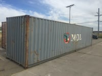 Great Deals on 40' Used Portable Shipping Containers Statesboro