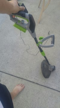 black and gray electric string trimmer Calgary, T2J 1B8
