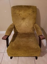 Stunning antique rocking chair Cape Coral