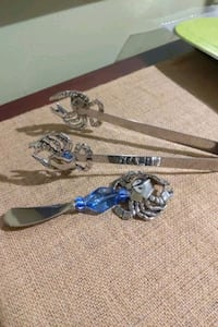 Crab Tongs and Spreader