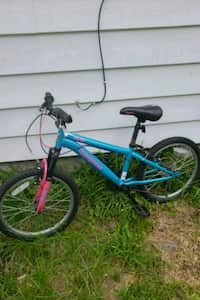 "2139a841629 Used New 20"" Black & Neon Yellow Huffy Bike for sale in Virginia ..."