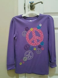 Girl's Children Place 10/12 Purple Shirt Clothes Buford, 30518