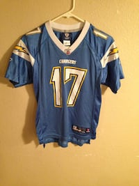 Los Angeles Chargers Philip Rivers Youth jersey  Cathedral City, 92234
