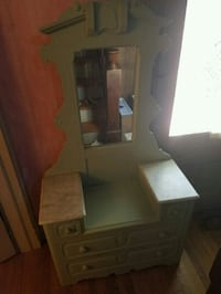Antique vanity marble tops great character Quantico, 21856