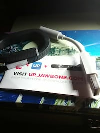 Jawbone by up fitness