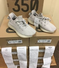 "Adidas 350 Yeezy Boost ""Sesame"" Sterling Heights"