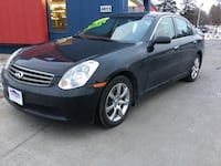 2006 INFINITI G35 Sedan G35x 4dr Sdn AWD GUARANTEED CREDIT APPROVAL! Des Moines