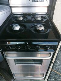 black and gray gas range oven Capitol Heights, 20743