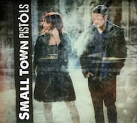 Small Town Pistols Audio CD (Brand new! Sealed!) Brant, N0E 1R0