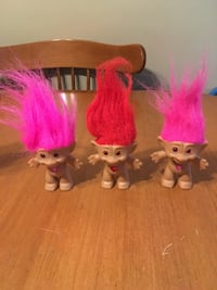 Vintage jewel treasure trolls lot  Niagara Falls, L2H 1X3
