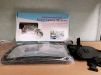 black Baby Safety Mirror with box Yorkton