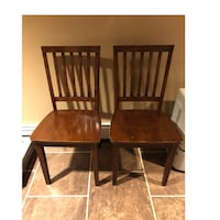 brown wooden dining table set Dix Hills, 11746