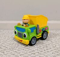 Toys: The Learning Journey On The Go Dump Truck Sterling, 20166