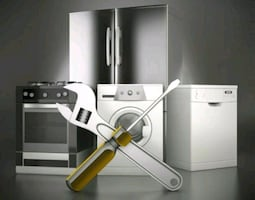 Appliance repair, installation, heating and coolin