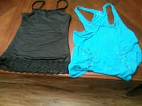 sblack and blue tanktop 43 km