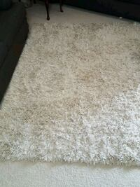 white and brown area rug North York, M2K