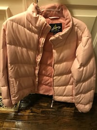 Pink jacket size large  Collegeville, 19426