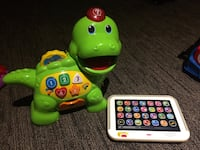 Dino $10 and my first ipad toy $10 Edmonton, T5Y