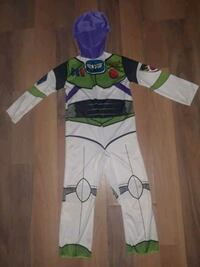 BUZZ LIGHT YEAR HALLOWEEN COSTUME  BOYS SIZE SMALL 4/6 YEARS St. Catharines