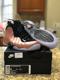 DS Foamposite Rust Pink/ Elemental Rose Woodbridge, 22191