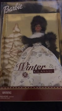 Winter Barbie Waldorf, 20603