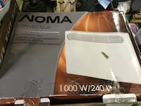 NOMA convection heaters (240v) Maple Ridge