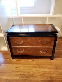 Century Furniture Co Chin Hua Two-Drawer Low Chest 2289 mi