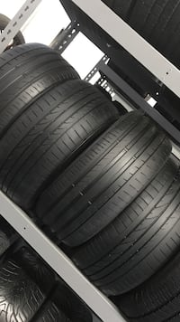 245 40 19 full set summer tires  Vaughan, L4L 3T4