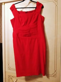 Womens Red Dress Lakeshore, N0R 1A0