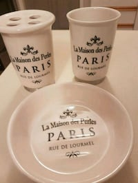 Bowring paris bathroom set  Whitby, L1N 8X2
