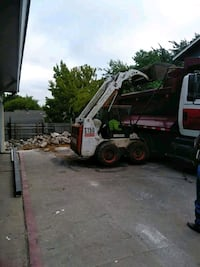 concrete demolition & haul off  Dallas