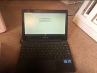 black and gray HP laptop Suitland, 20746
