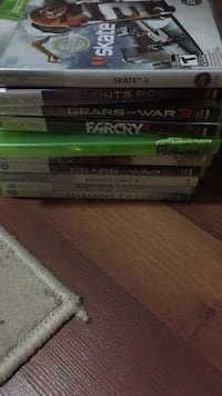 Xbox 360 games all for $20 Vaughan, L6A 3C5