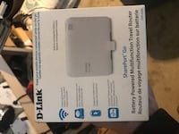 D-link portable router Pickering, L1W