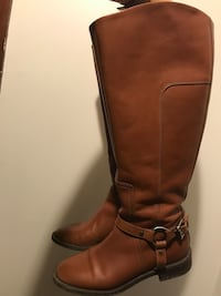 Nine West riding boots size 6 Calgary, T2P 1H5