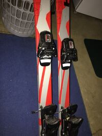 two red and black snowboard Winnipeg, R2G