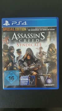 Assassins creed Syndicate ps4 Вальдерсхоф, 95679