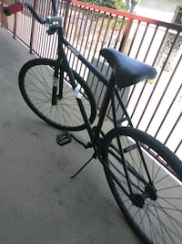 black and white BMX bike Los Angeles, 90011