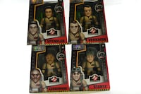 Ghostbusters Metals 4 Pack Lot (Dalhousie NW) Calgary
