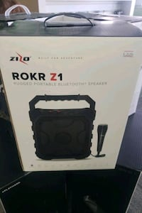 Bluetooth speaker with Microphone INCLUDED