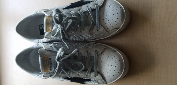 GOLDEN GOOSE SNEAKERS -FIRM ON PRICE 936d9461-252c-46fc-b64d-f936666e828b