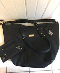 Large BCBG tote with wristlet  London, N6E 2L5