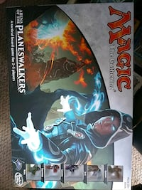 BRAND NEW MAGIC THE GATHERING PLANESWALKER GAME Pickering, L1V 3V7