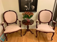 Antique chairs and table as set Aurora, L4G 7W9