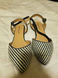 Woven strappy flats size 9 Spring Valley, 91977